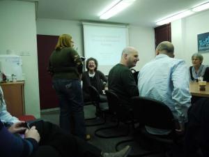 Hebrew University, March 2011