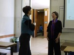 Prof Yael Maschler, Prof Wendy Leeds-Hurwitz