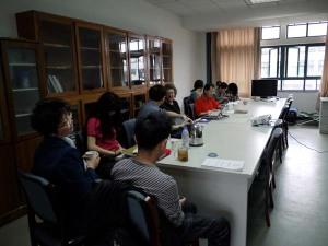 Zhejiang University in Hangzhou