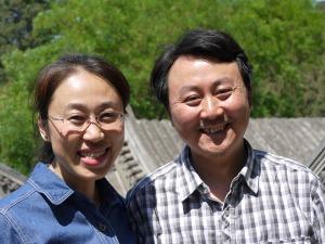 Huang Kuo, Prof Jiang Fei