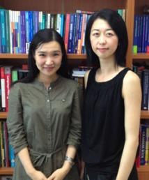Dr. Eun Sung Park and Dr. Santoi Wagner