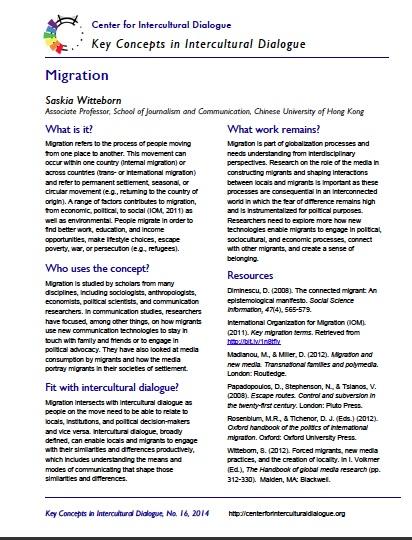 KC16 Migration