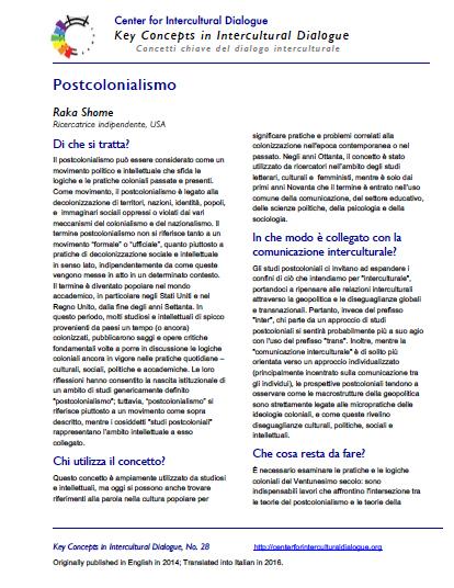 KC28 postcolonialism-Italian