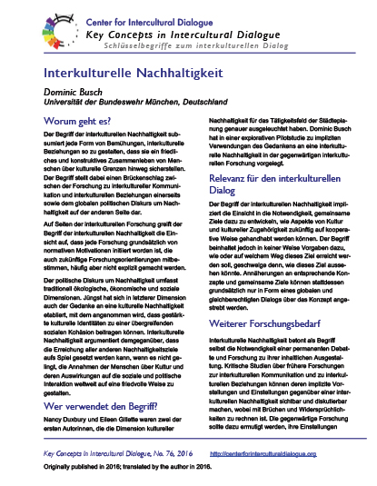 KC76 intercultural sustainiability-German