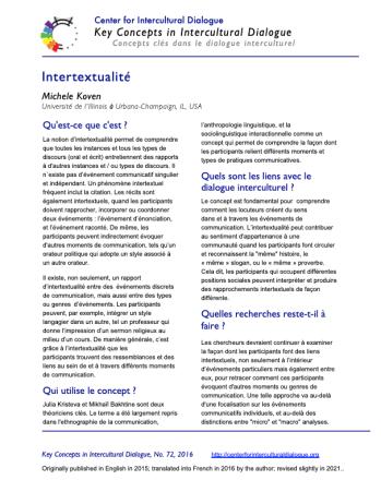 KC72 Intertextuality_French_v2