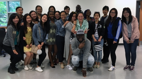 Cultural Identity course, Royal Roads University