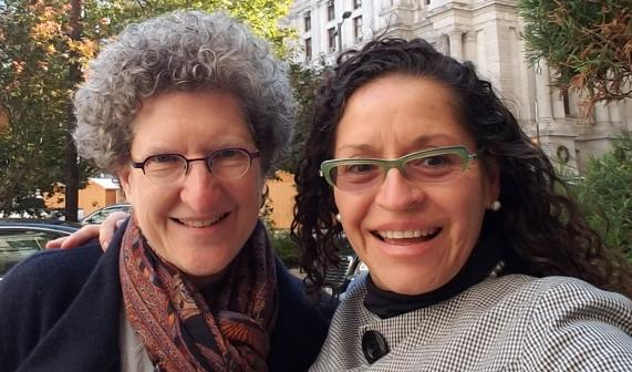 Wendy Leeds-Hurwitz and Liliana Rossmann
