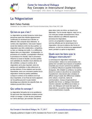 KC77 Negotiation_French_v2