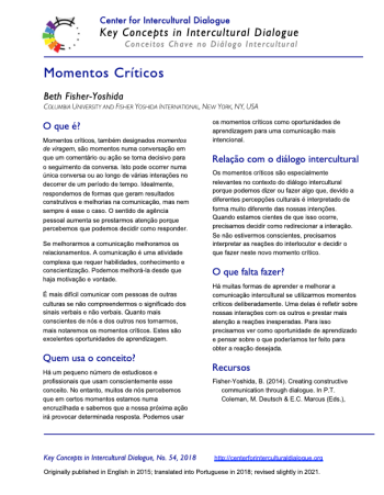 KC54 Critical Moments_Portuguese