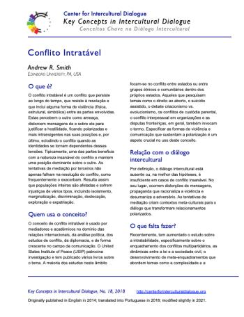 KC18 Intractable Conflict_Portuguese