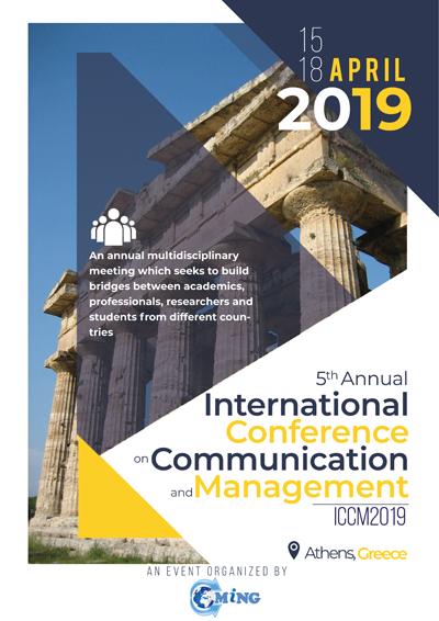 ICCM 2019