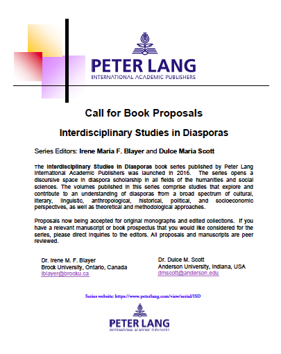 Interdisciplinary Studies in Diasporas