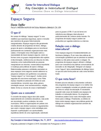 KC71 Safe space_Portuguese