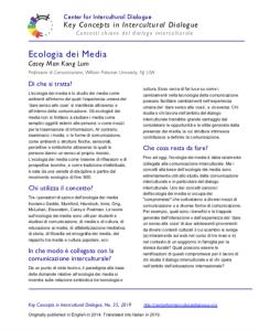 KC35 Media Ecology_Italian