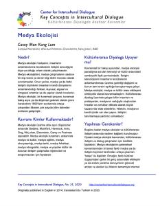 KC35 Media Ecology_Turkish