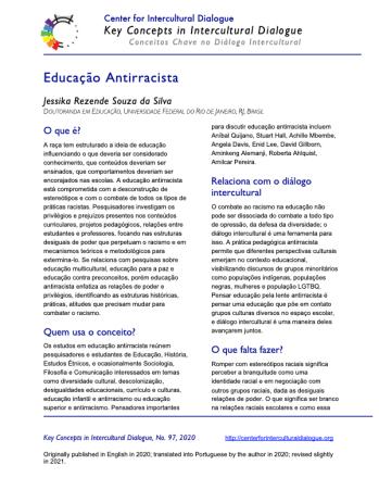 KC97 Anti-Racist Education_Portuguese
