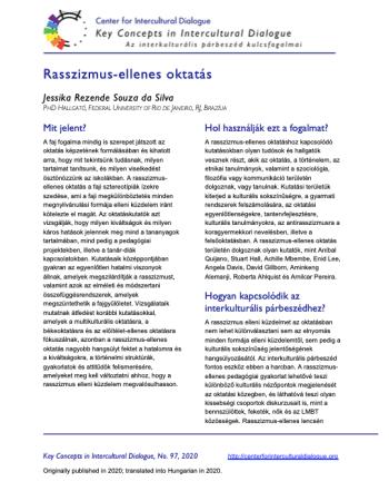 KC97 Anti-Racist Education_Hungarian