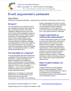 KC73 Argumentative Dialogue_Hungarian