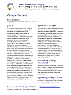 KC87 Culture Shock_Spanish