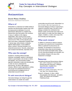 KC101 Antisemitism
