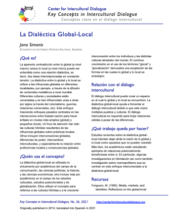 KC26 Global-Local Dialectic_Spanish