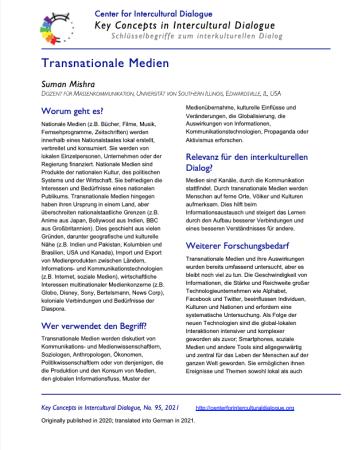 KC95 Transnational Media_German