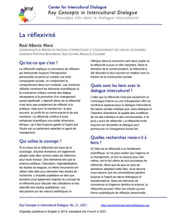 KC21 Reflexivity_French